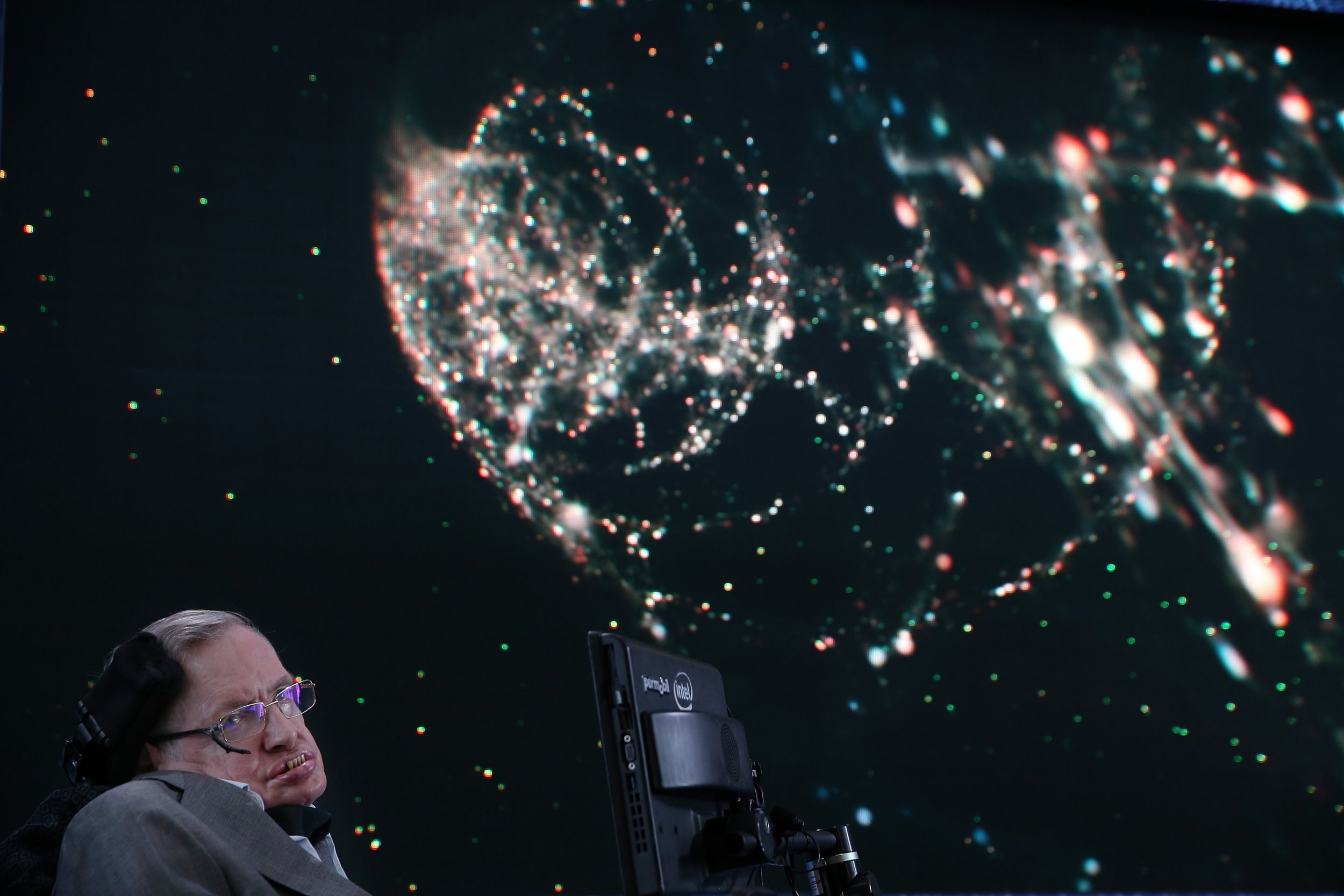 Stephen Hawking predicted the end of the world in new research submitted before he died