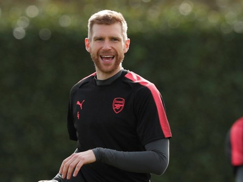 Per Mertesacker has disrespected Arsenal, his team-mates and the fans, says Dietmar Hamann