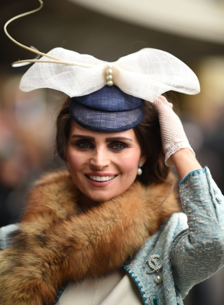 Ladies Day at Cheltenham Festival looks a lot more classy than day