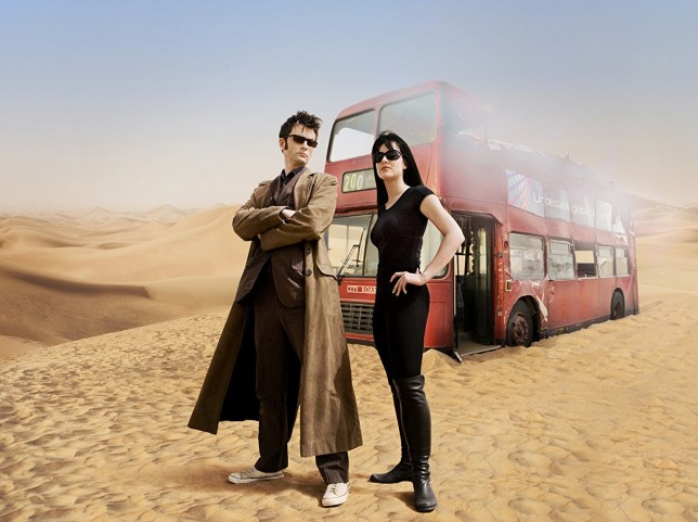 Picture: BBC Michelle Ryan returning in Doctor Who audio spin-off