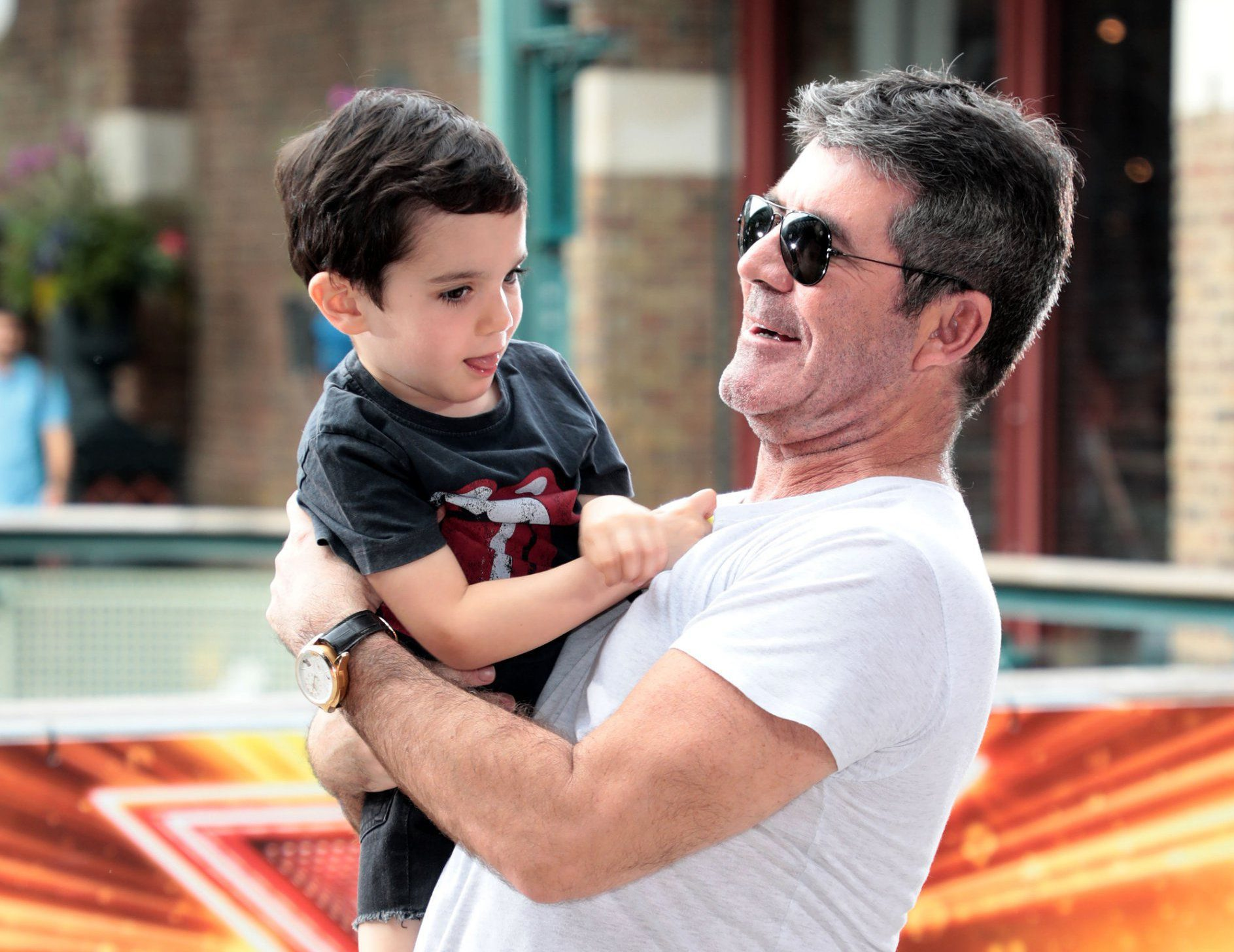 Simon Cowell's fall 'made him realise what's important in life' says Stephen Mulhern