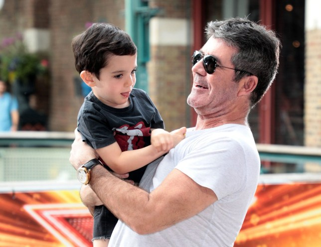 Simon Cowell 'feels love again' as he juggles Britain's Got Talent