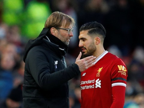 Jurgen Klopp reveals Liverpool are in 'open' talks with Emre Can over his contract
