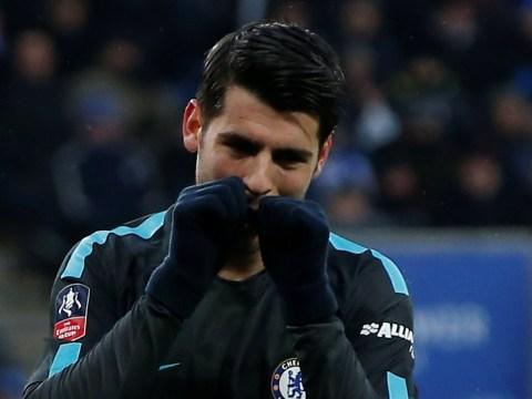 Chelsea defender Marcos Alonso reveals Alvaro Morata was 'not happy' with Spain snub