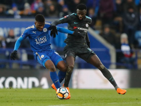 Antonio Conte explains Tiemoue Bakayoko, Willian and Andreas Christensen substitutions in Chelsea win over Leicester