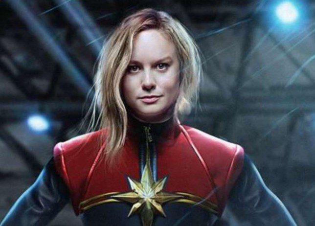 Russo Bros lets slip that Captain Marvel WILL be in Avengers: Infinity War CrediT: Marvel