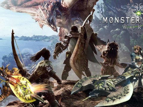 Monster Hunter: World is biggest Steam launch of 2018