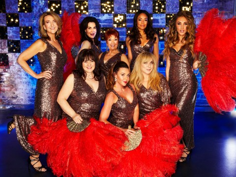 Coleen Nolan puts female stars on drink ban ahead of risque The Real Full Monty performance
