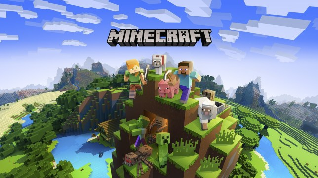 Minecraft video game (Picture: Minecraft)