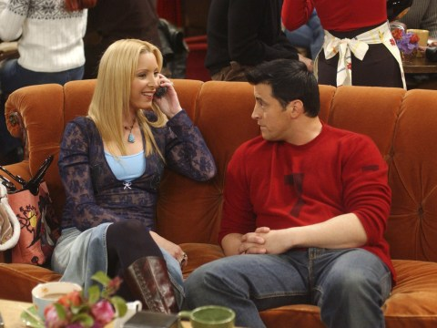 Friends star Lisa Kudrow 'struggled' to play Phoebe and feels she 'tricked' show bosses into giving her the role
