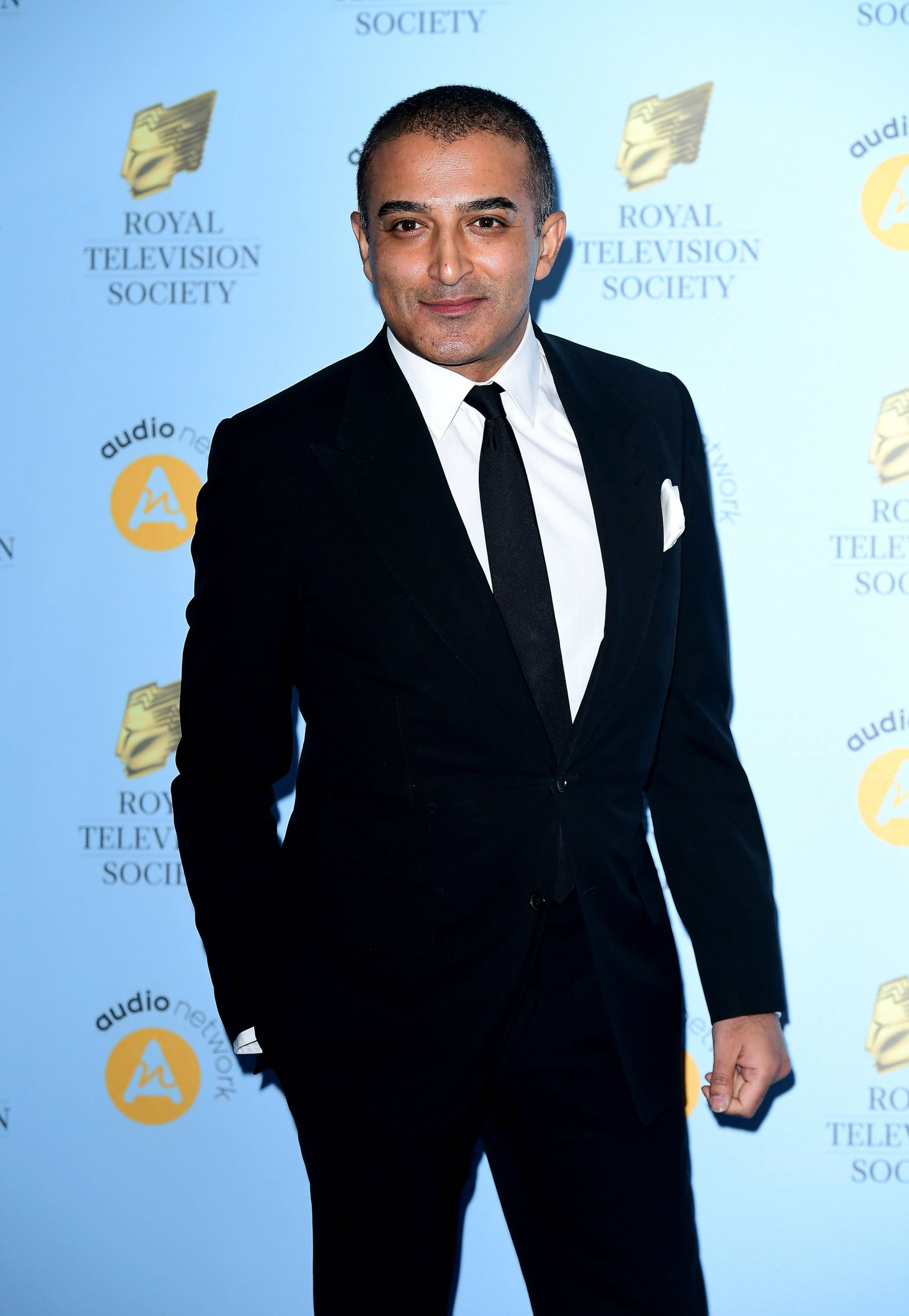Adil Ray attending the Royal Television Society Programme Awards at Grosvenor House Hotel, Park Lane, London. PRESS ASSOCIATION Photo. Picture date: Tuesday 20th March, 2018. Photo credit should read: Ian West/PA Wire