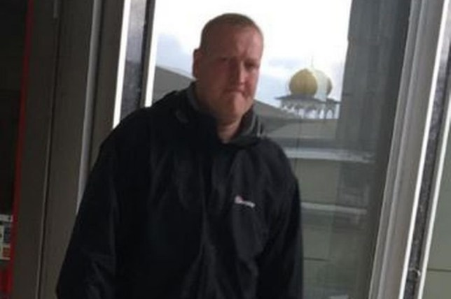 A man damaged his ex?s fence - when she called him a ?fat ginger b*****d.? Lee Farnsworth had gone round to return some Valentine?s Day presents to Chelsea Armitage, Kirklees Magistrates? Court was told. caption: Lee Farnsworth at Kirklees Magistrates' Court