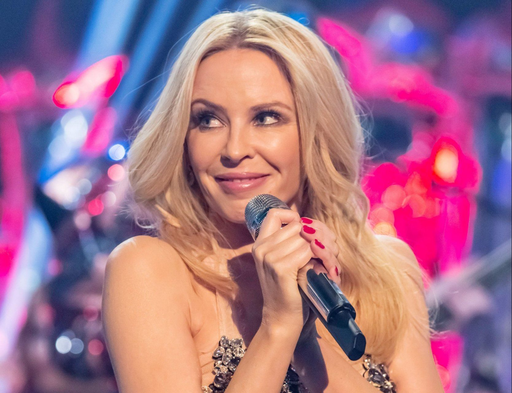 Kylie Minogue reveals she'll have to go through menopause for second time after cancer battle