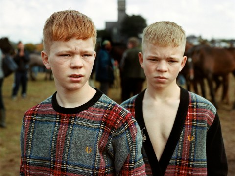 The two teenage Irish Traveller brothers who became sensations in the world of fashion