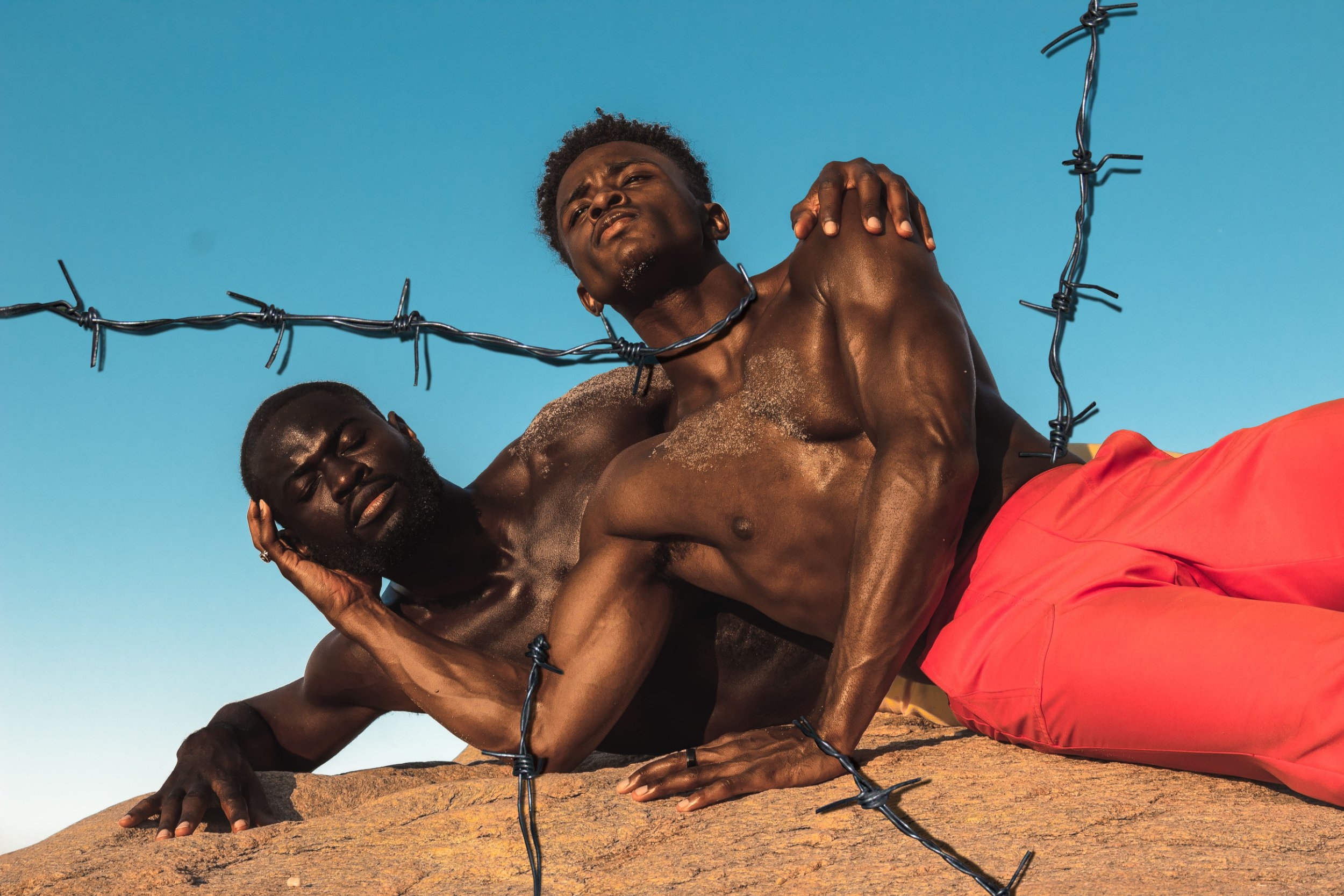Photo Series Illustrates The Turmoil Of Mass Incarceration On Black Men