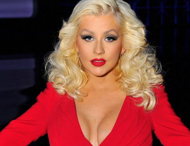 MOUNTAIN VIEW, CA - NOVEMBER 09: Singer Christina Aguilera attends the Breakthrough Prize Awards Ceremony Hosted By Seth MacFarlane at NASA Ames Research Center on November 9, 2014 in Mountain View, California. (Photo by Steve Jennings/Getty Images for Breakthrough Prize)
