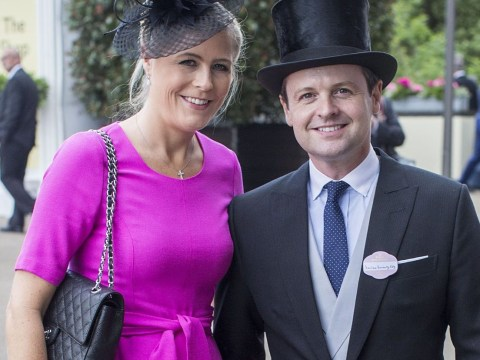 'You'll be an amazing father!' Declan Donnelly showered with good wishes over baby news