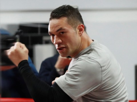 Anthony Joshua's UFC deal only breaths confidence into Joseph Parker, says David Higgins