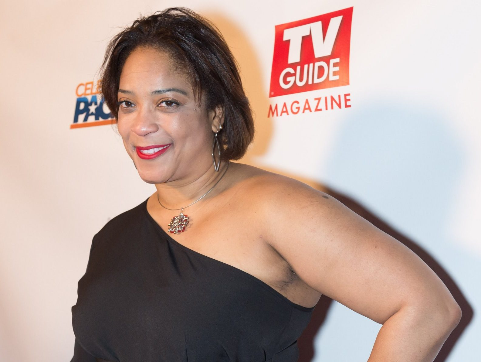 Mandatory Credit: Photo by MediaPunch/REX/Shutterstock (8597781l) DuShon Brown TV Guide Magazine celebrates its cover stars, Chicago, Illinois, USA - 10 Apr 2017