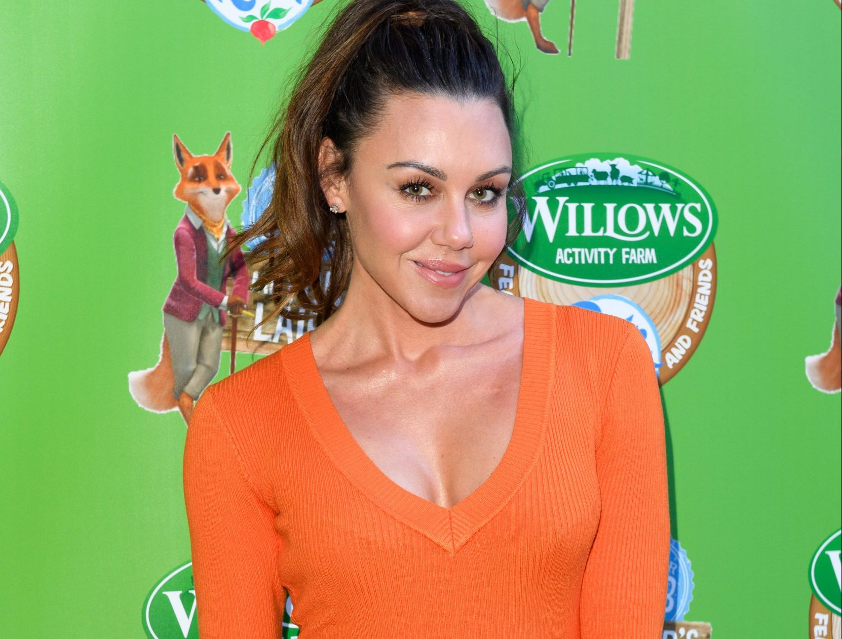 Overwhelmed Michelle Heaton thanks fans for support after The Real Fully Monty striptease
