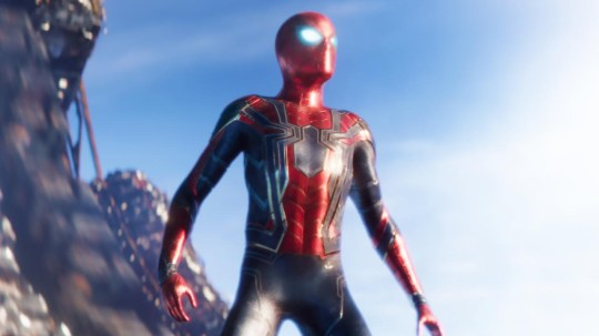 Spider-man finally gets his invite to the Avengers in new
