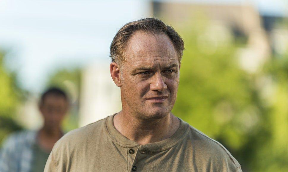 Picture: AMC Who is Tobin in The Walking Dead?