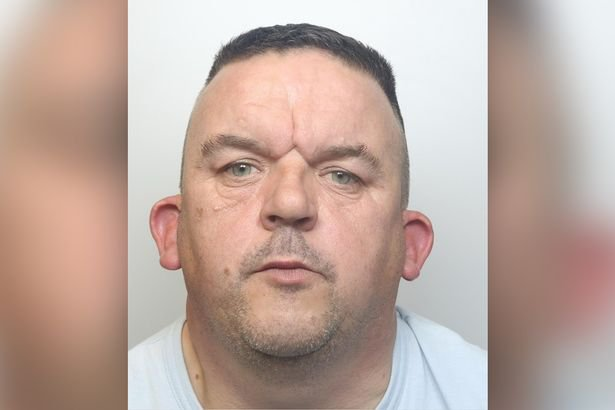 A rapist was snared 14 years on when he attacked another woman in Derby. Philip Cunningham first struck in Darley Park in 2004 but was never caught. caption: Philip Cunningham
