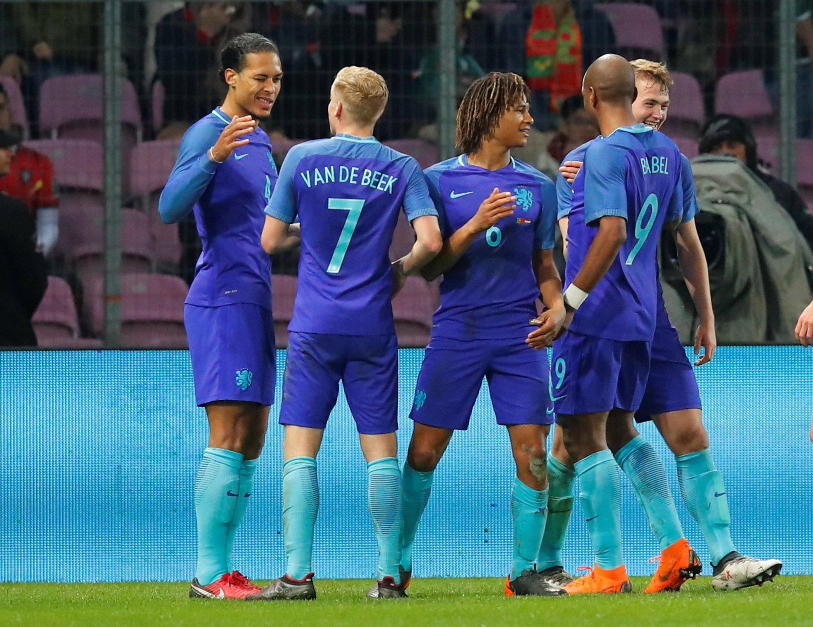 Virgil van Dijk scores quality goal as Liverpool & Man Utd flops punish awful Portugal