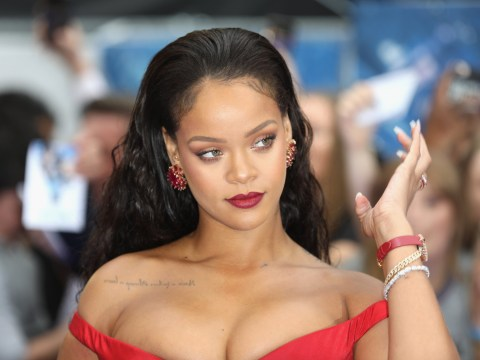 Rihanna is launching her own Fenty lingerie collection and we're ready for it