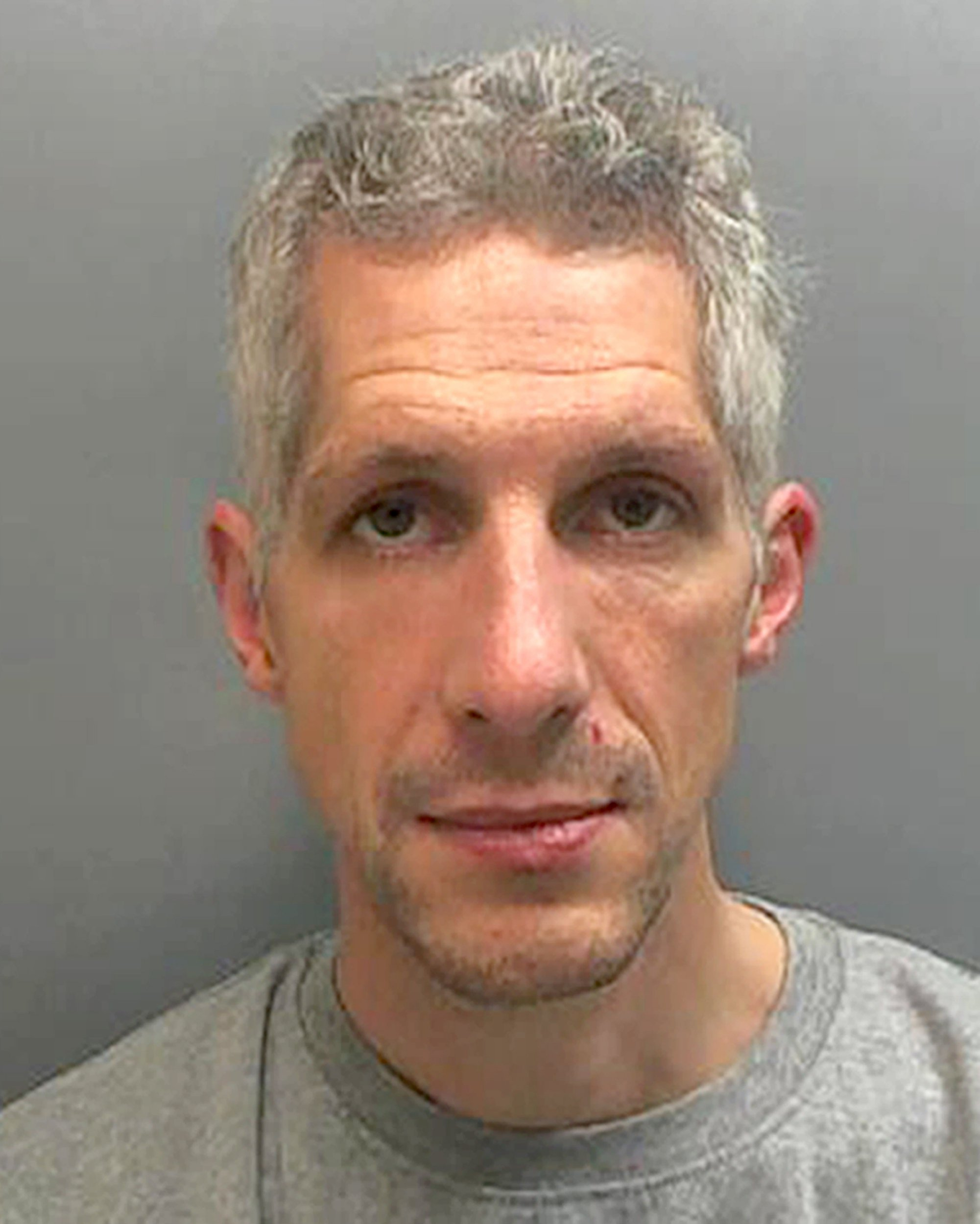 Undated handout photo issued by Cheshire Police of police inspector Darren McKie who is due to be sentenced for the murder of his detective constable wife, whose body was found in a lake. PRESS ASSOCIATION Photo. Issue date: Tuesday March 27, 2018. McKie, 43, faces life in prison after he was found guilty at Chester Crown Court of the murder of wife Leanne, 39. See PA story COURTS Poynton. Photo credit should read: Cheshire Police/PA Wire NOTE TO EDITORS: This handout photo may only be used in for editorial reporting purposes for the contemporaneous illustration of events, things or the people in the image or facts mentioned in the caption. Reuse of the picture may require further permission from the copyright holder.