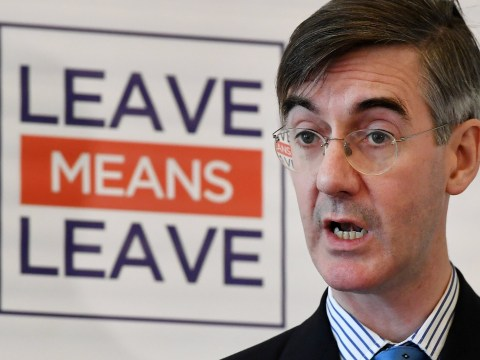 Jacob Rees-Mogg says people trying to stop Brexit are 'cave dwellers'