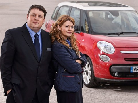 Peter Kay opens up about 'labour of love' Car Share as comedy fetches strong ratings