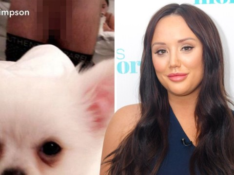 Charlotte Crosby doesn't buy Marnie Simpson's penis video excuse at all: 'My fingers don't slip that easily'