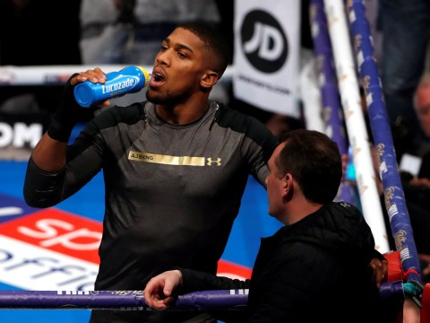 It would be a 'disaster' for Anthony Joshua to face Deontay Wilder after dispatching Joseph Parker