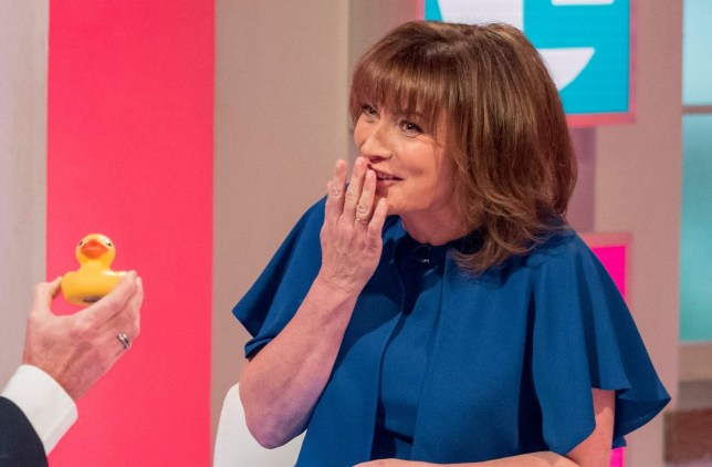 EDITORIAL USE ONLY. NO MERCHANDISING Mandatory Credit: Photo by Ken McKay/ITV/REX/Shutterstock (9484052bm) Dr Hilary Jones and Lorraine Kelly 'Lorraine' TV show, London, UK - 29 Mar 2018 THE PULSE - HILARY'S FERTILITY SPECIAL While we are all looking forward to our Easter eggs this weekend Dr Hilary is constantly being asked about a different type of egg - the human egg! This morning Hilary tells us about the latest fertility gadgets on the market. He'll also be revealing if toothpaste could tell you if you're pregnant!? And with the long weekend ahead you're not going to want to miss his libido boosting tips including how spending just 50p could get you back on track in the bedroom!