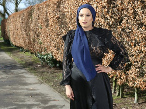 Muslim beauty queen will be the first Miss England contestant to wear a hijab