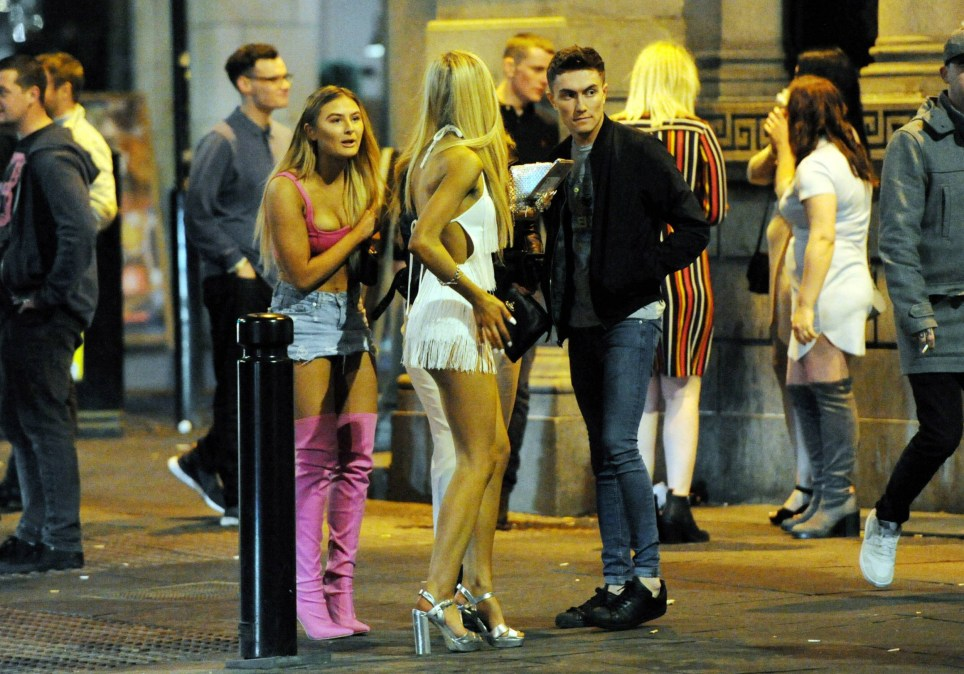 Dated:31/03/2018 NEWCASTLE NIGHTLIFE EASTER WEEKEND Pictures taken in Newcastle City Centre Friday evening 30th March into the early hours of Saturday morning 31st March