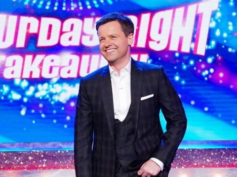 Declan Donnelly addresses Ant McPartlin's absence on Saturday Night Takeaway: 'I've got twice the amount of work'