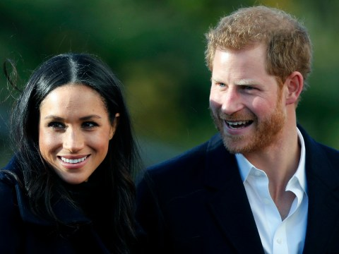 Prince Harry to snub tradition of royal men not wearing rings at Meghan Markle wedding