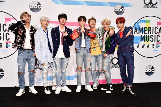 Which BTS members have girlfriends and who are they? | Metro News