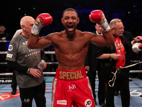 Ruthless Kell Brook stops Sergey Rabchenko on super welterweight debut