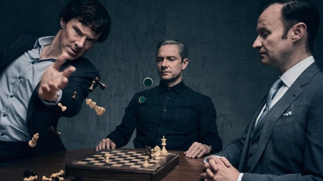Benedict Cumberbatch returns to Sherlock for 'a new adventure' but it's definitely not a new series
