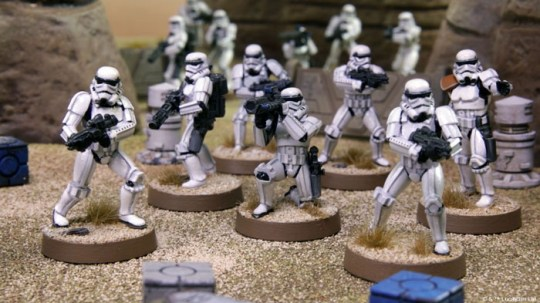 Star Wars Legion review – tabletop ground battles in the Star Wars