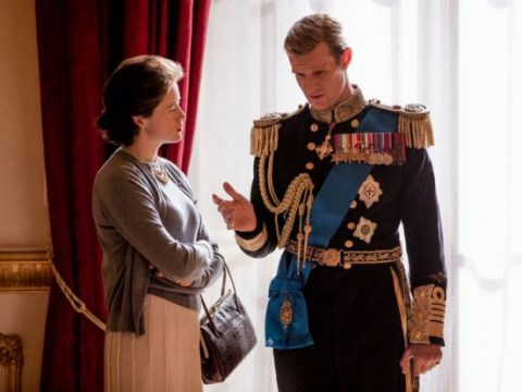 The Crown bosses apologise to Claire Foy and Matt Smith as they reveal they're 'keen' to talk with Time's Up