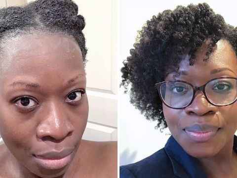 Here's what happened when I ditched the shampoo and cleansed my hair with clay instead