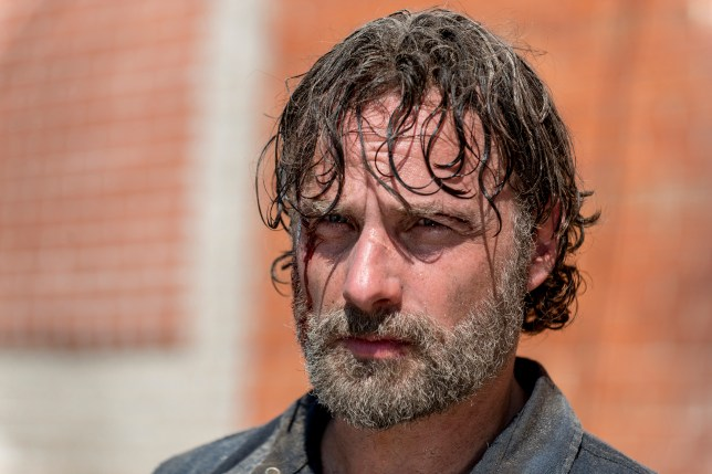 The Walking Dead helicopter theory emerges thanks to Google ... on game of thrones google map, dallas google map, the walking dead tv map, the walking dead minecraft map, graceland google map, silicon valley google map, the walking dead world map, nebraska google map, united states google map,