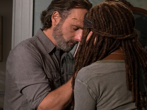 The Walking Dead season 8: First episode 14 pictures tease Negan return and zombie hordes
