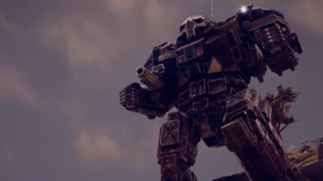 BattleTech (PC) - giant robots are always fun