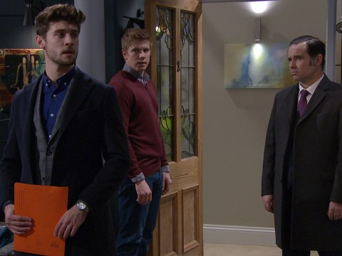 Emmerdale spoilers: Joe Tate sets out to make Robert Sugden miserable