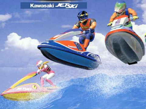 Nintendo hints at new Wave Race game for Switch